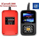 iCarsoft General Motor GM Vehicle Scanner i900