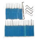 Lock Pick Sets 28 Pieces Locksmith Tools