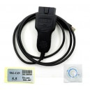 VAG CAN Commander 5.5 Plus Pin Reader 3.9beta VW Audi Mileage Correction