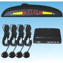 Wireless LED Display Parking Sensor System